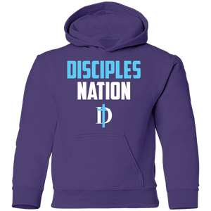Nation Youth Pullover Hoodie