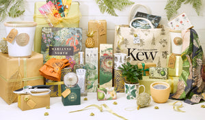 A selection of items available from the Kew online shop