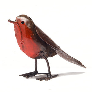 Robin Metal Garden Ornament