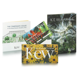 1 Adult Gift Ticket and Kew Guide and Temperate House Guide