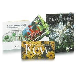 2 Adult Gift Tickets and Kew Guide and Temperate House Guide