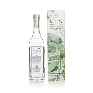 Kew Organic Explorer Strength Gin in Presentation Box