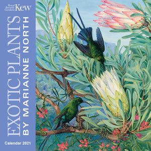 Small Marianne North Calendar