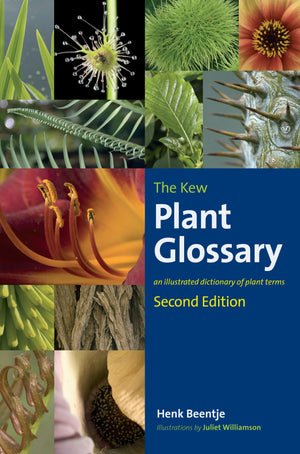 The Kew Plant Glossary cover