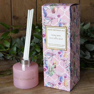Peony rose and apple mint diffuser