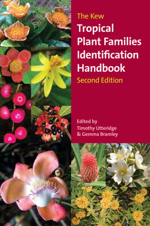 The Kew Tropical Plant Families Identification Handbook cover