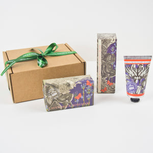 Lavender and Rosemary Hand Care Gift Set