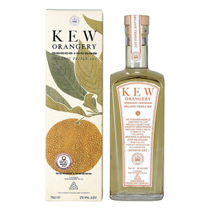 Kew Organic Orangery Triple Sec in Presentation Box