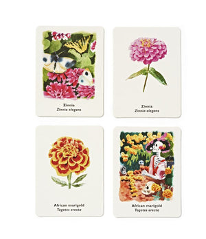 Pick A Flower - Memory Game