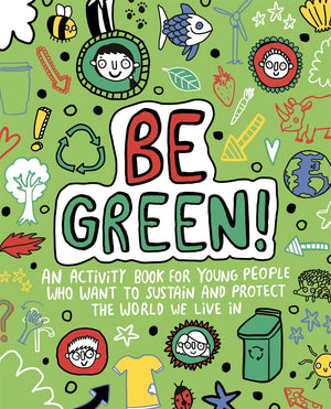 Be Green Cover