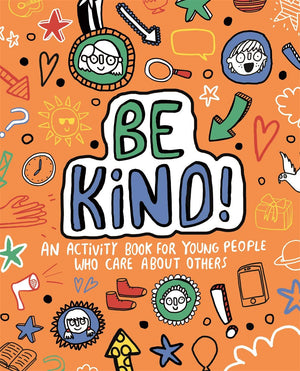 Be Kind - activity book for young people