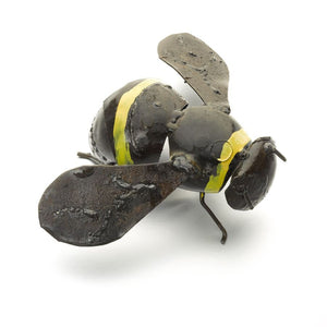 Bee Metal Garden Ornament
