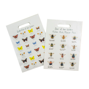 Bees and Butterflies of Kew Seed Set