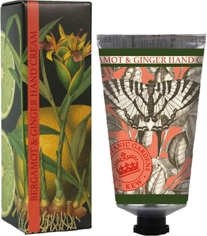 Kew Bergamot And Ginger Hand Cream