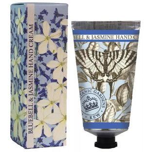 Kew Bluebell And Jasmine Hand Cream