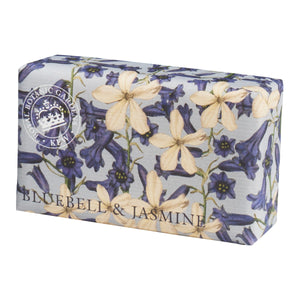 Kew Soap Bluebell and Jasmine