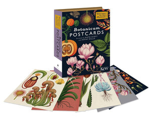 Botanicum Postcard Collection