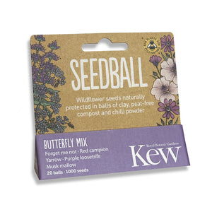 Kew Seedball Butterfly Mix