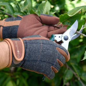Dig The Glove Gardening Gloves - Tweed