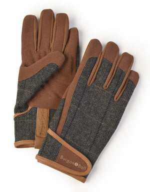 Dig The Glove - Tweed Grey Gardening Gloves