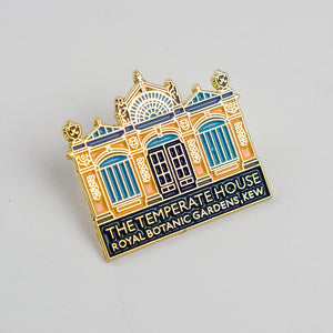 Temperate house pin