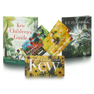 Family Ticket (2 Adult and 2 Child) and Kew Guide and Kew Children's Guide