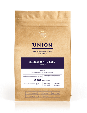 Union Gajah Mountain Ground Coffee