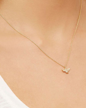 Estella Bartlett Gold Bee Necklace