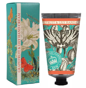 Kew Grapefruit And Lily Hand Cream