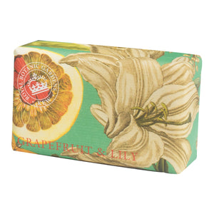 Kew Soap Grapefruit and Lily