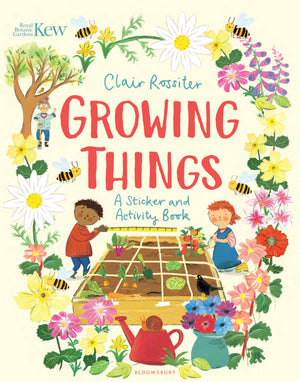 Growing Things - sticker and activity book