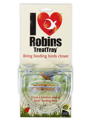 Treat Tray Bird Feeder