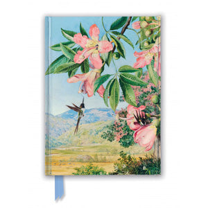 flowers and foliage notebook