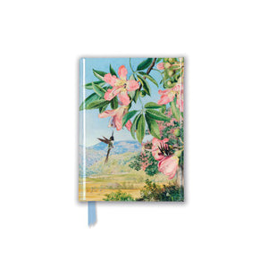 Small marianne north floral notebook