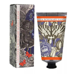 Kew Lavender And Rosemary Hand Cream