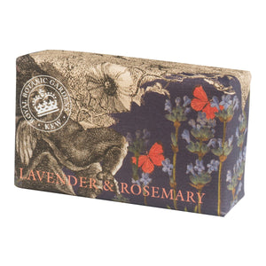 Kew Soap Lavender and Rosemary