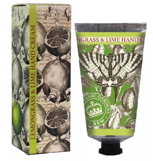 Kew Lemongrass & Lime Hand Cream