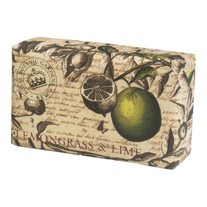 Kew Soap Lemongrass and Lime