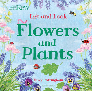 Lift and Look Flowers and Plants Book