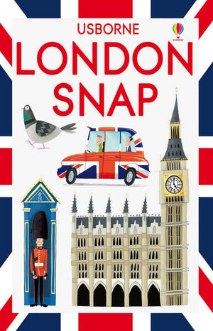 Box of London Snap cards