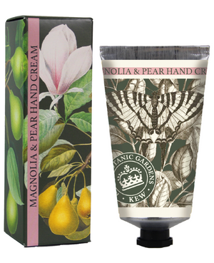 Kew Magnolia and Pear Hand Cream