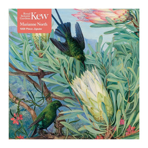 Marianne North Honeyflowers Jigsaw