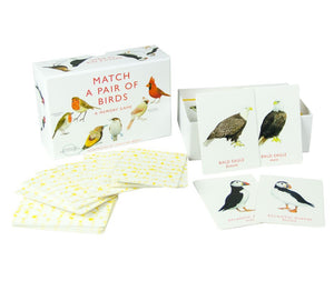 Match a bird -  - Memory Card Game