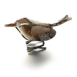 Wren Metal Garden Ornament