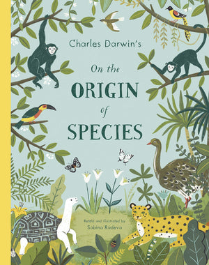 On The Origin Of Species Cover