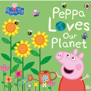 Peppa Loves Our Plant