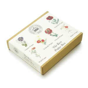 The Kew Poppy Seed Box Set