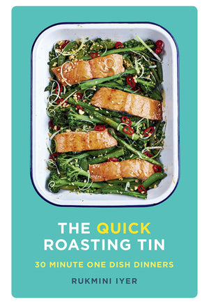 The Quick Roasting Tin Recipe Book