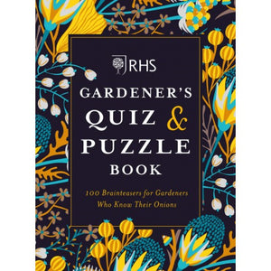 Gardener's quiz and puzzle book