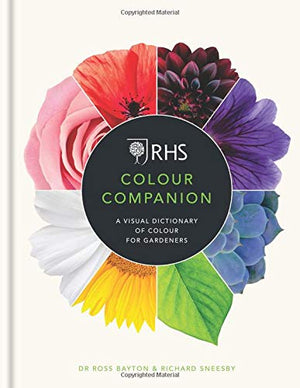 Colour Companion: A Visual Dictionary of Colour for Gardeners